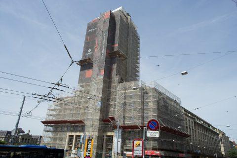 Tour Bel-Air, à Lausanne