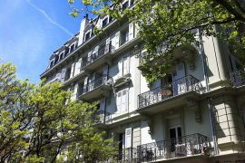 Rue du TUNNEL 18-20, Lausanne