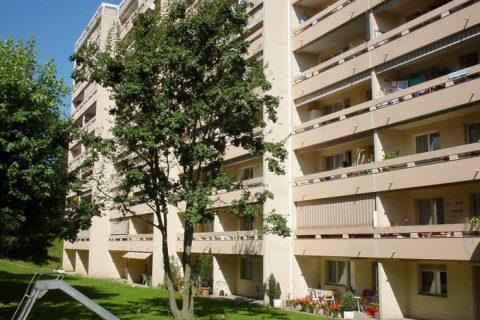 Malley 1-13, à Lausanne