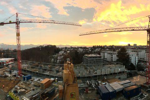 Maillefer III, Mont-sur-Lausanne