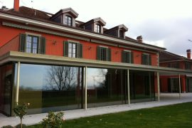 Villa Sorensen à Jouxtens-Mézery