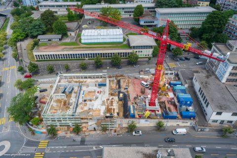 Établissement du Belvédère à Lausanne